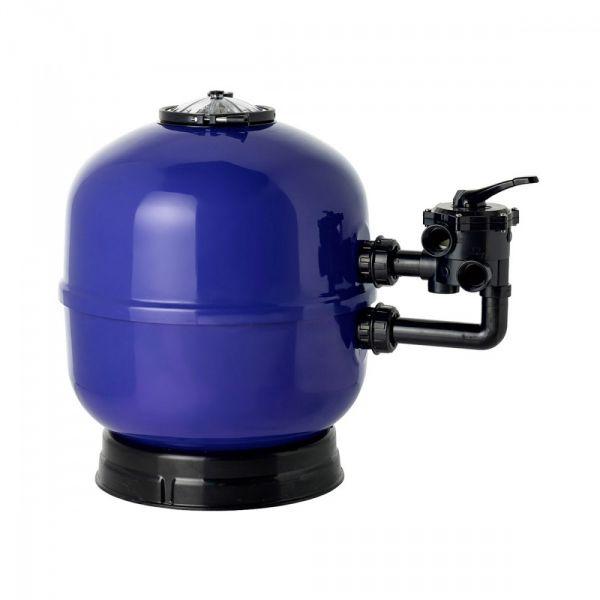 Pool Filter Polyester-Sandfilter VIENNA 600 laminiert inkl. 6 Wege Ventil