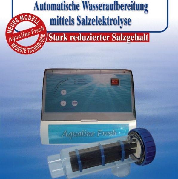 Saltmaster Aqualine Fresh 30 Salzanlage 30g/h für 110m³ halbe Salzmenge