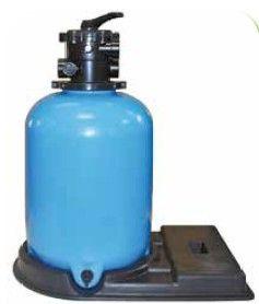 Speck Filterkessel Rom DM 400mm Kunststoff