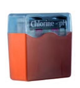 Pool-Tester DPD-Methode für Chlor und ph-Wert