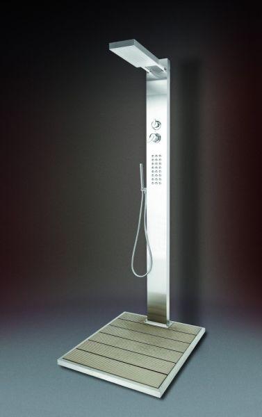Ideal Kalt-/ Warmwasser Dusche ELBA