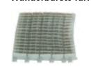 PVC Ersatzbürsten für Dolphin