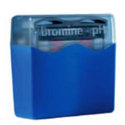Pool-Tester DPD-Methode für Brom und ph-Wert
