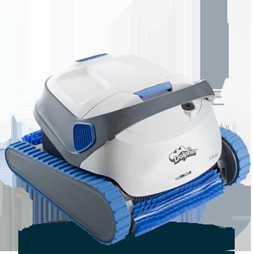 Dolphin S 200 Schwimmbadreinigungs-Roboter für Schwimmbäder Boden- Wand