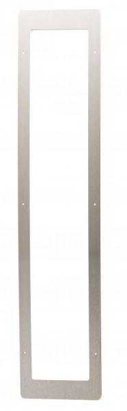 Frontblende zu IR-Strahler, Edelstahl passend von 500W-1300W