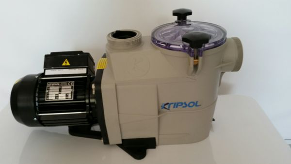 Kripsol Pumpe Typ KS50-200-1, 0,37-1,50kw 230V Poolpumpe