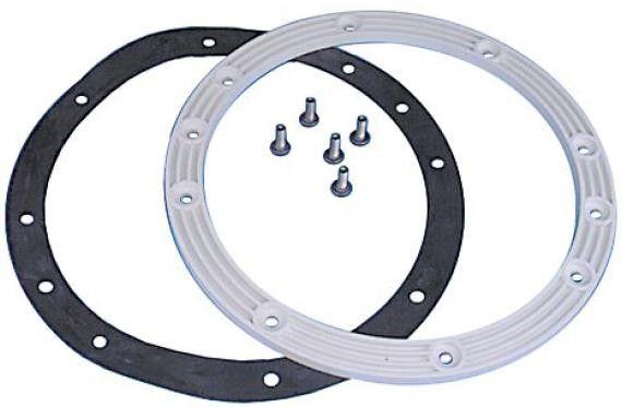 Flanschsatz ABS Unterwasserscheinwerfer 100 W/300 W/MAXI