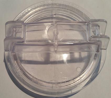Vorfilterdeckel für Duraglas 1 5P2R