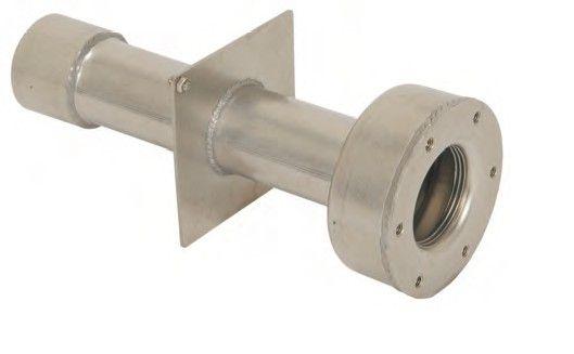 Mauerdurchführung 240 mm V4A