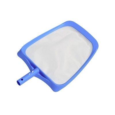 Pool Schwimmbad Pflege Smart Laubkescher blau