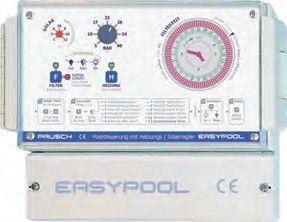 EASYPOOL Filtersteuerung 230/400V