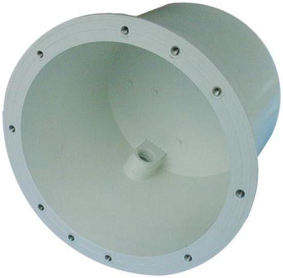 Einbautopf ABS Unterwasserscheinwerfer 300 W/MAXI mit Edelstahlbuchsen