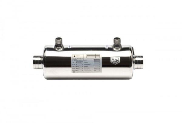 Heizungswärmetauscher HWT 35/42 KW V4A für Pool