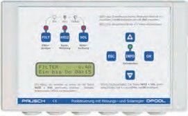D-POOL Filtersteuerung 230/400V