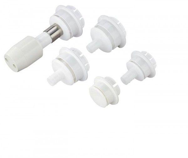 Speck Blindkupplung für kleine Düse, 28 mm