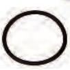 ASTRAL O-Ring für Birne zu Scheinwerfer