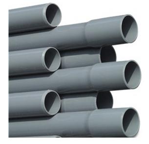 Druckrohr PN 16 32 x 3,7 mm Glatt Grau