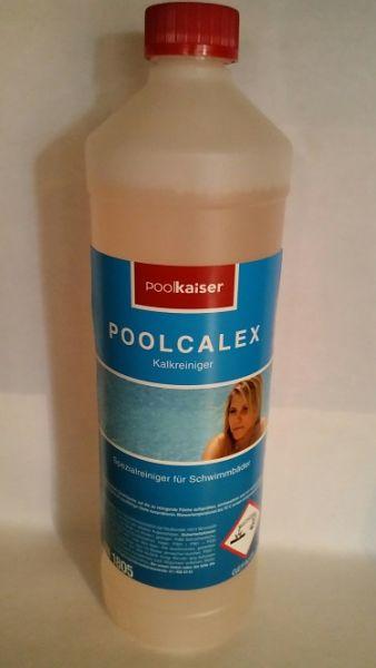 Poolcalex Kalkreiniger für Schwimmbäder