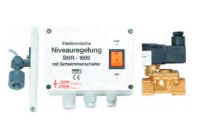 "Wasserstandsregler Type ""SNR-1609"""