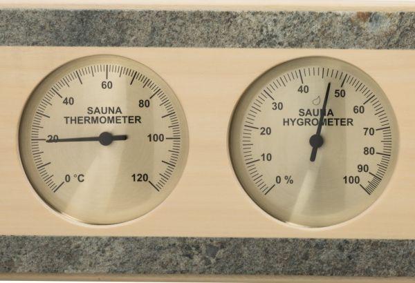 Sauna Thermo-Hygrometer Espe/Speckstein