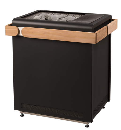 Sentiotec Concept R Combi Saunaofen 9KW ohne Holzreling