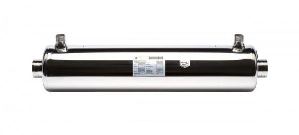 Heizungswärmetauscher HWT 93/105 KW V4A für Pool