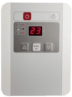 Sentiotec IS1 Professional einteilige Infrarot-Basissteuerung