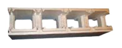 Standard Styropor Isostein 100 x 25 x 25cm