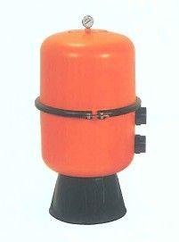 KS-Sandfilter D 600 Typ Bilbao geteilter Kessel Spannringfilter
