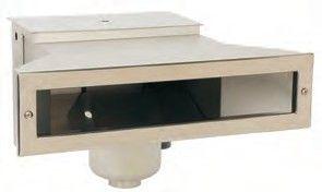 Astral Skimmer Slim 650 V4A V193/10
